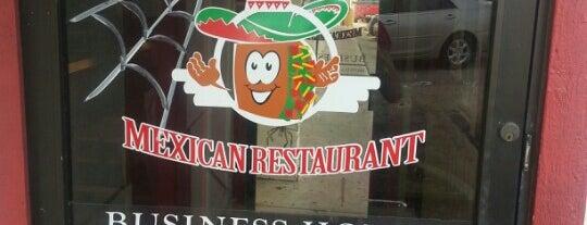 Garibaldi's Mexican Restaurant is one of Gespeicherte Orte von Kathryn.