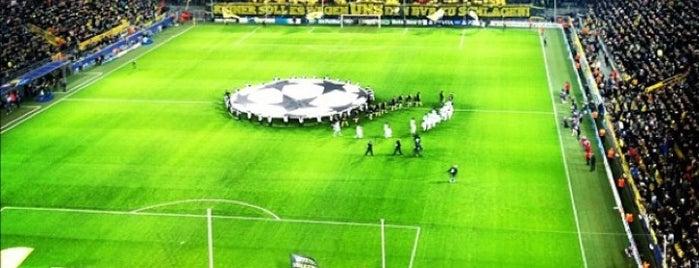 Signal Iduna Park is one of 'Stadium Talk'....