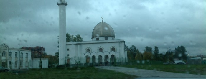 Мечеть is one of Hookah by : понравившиеся места.