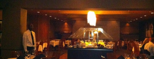 Chima Brazilian Steakhouse is one of Tempat yang Disukai Sam.