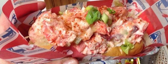 Red Hook Lobster Pound is one of New York.