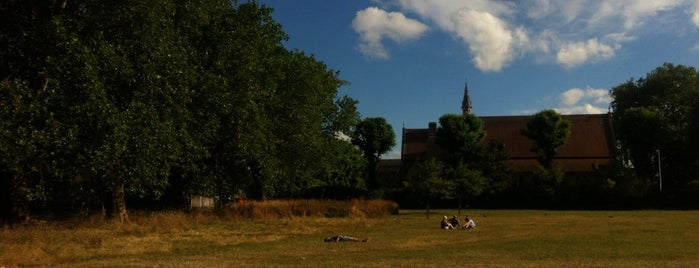 Putney Common is one of Must-visit Great Outdoors in London.