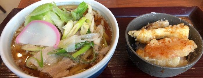 武蔵野うどん 竹國 東松山店 is one of Posti che sono piaciuti a Masahiro.