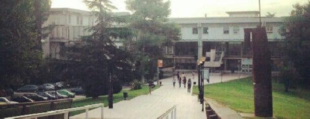 Universitat Autònoma de Barcelona is one of Lieux qui ont plu à Miquel.