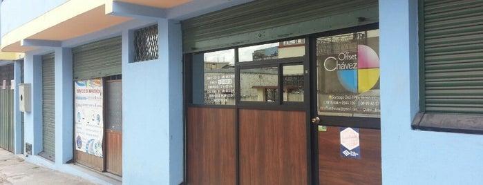 Offset CHAVEZ is one of สถานที่ที่ Víctor Hugo ถูกใจ.