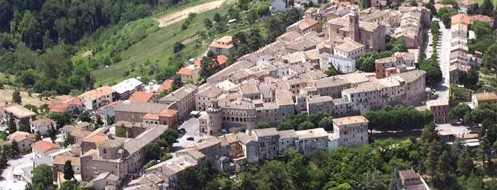 Montecarotto is one of Ancient Villages in The Marches.