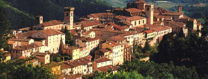 Arcevia is one of Ancient Villages in The Marches.