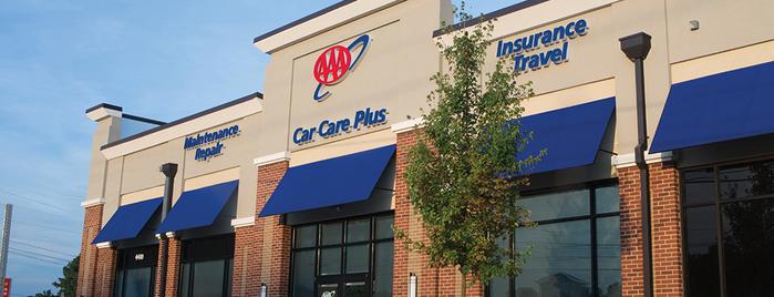 AAA East Cobb Car Care Plus is one of Charles'in Beğendiği Mekanlar.