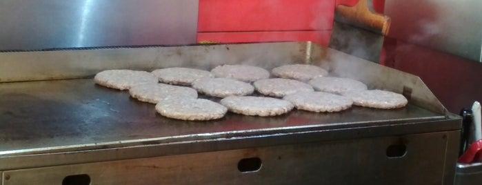 Hot Hot Burger Bar is one of Lugares favoritos de Spiridoula.