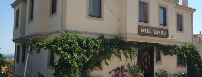 Ebruli Otel is one of Tempat yang Disukai Gamze.