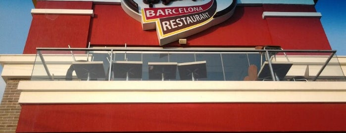 Barcelona is one of Orte, die Hadi gefallen.