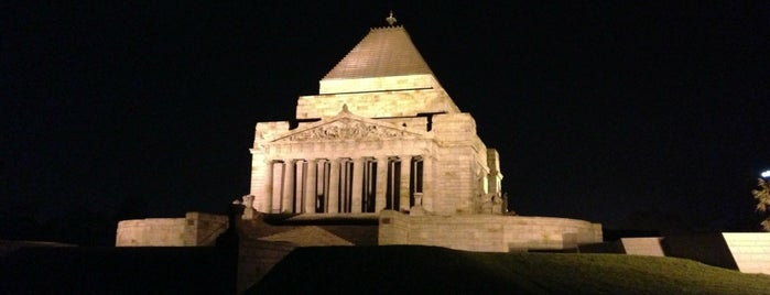 Shrine of Remembrance is one of Melbourne - Must do.
