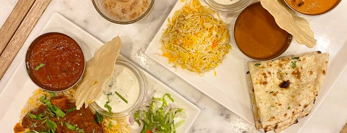 Zaffron Kitchen is one of Chuck : понравившиеся места.