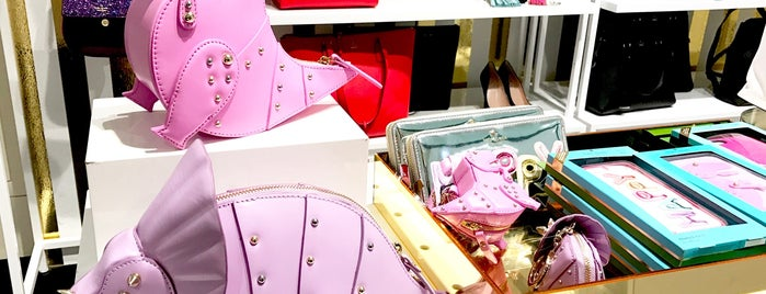 Kate Spade is one of Singapore Leisure.