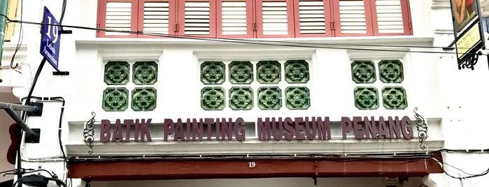Batik Painting Museum Penang is one of Penang.
