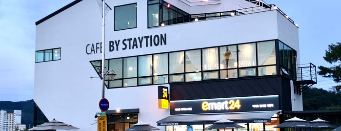 Café By Station is one of South Korea.