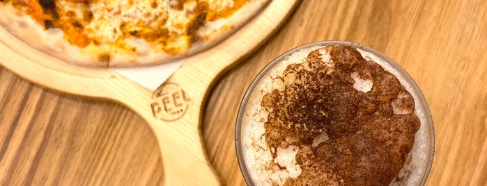 The Peel 1889 is one of Dog Friendly Food Places Singapore.