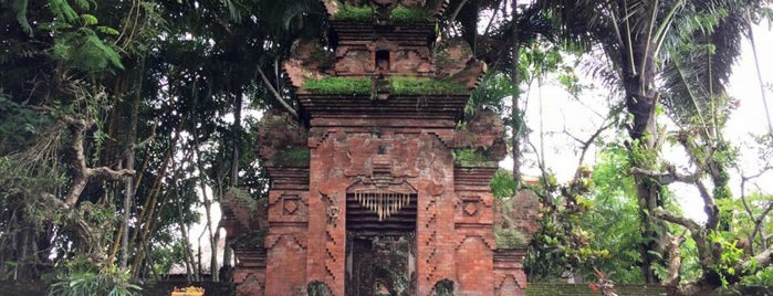 Agung Rai Museum Of Art (ARMA) is one of Bali.