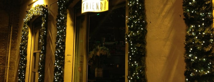Cafè Friends is one of Aperitivi romani.
