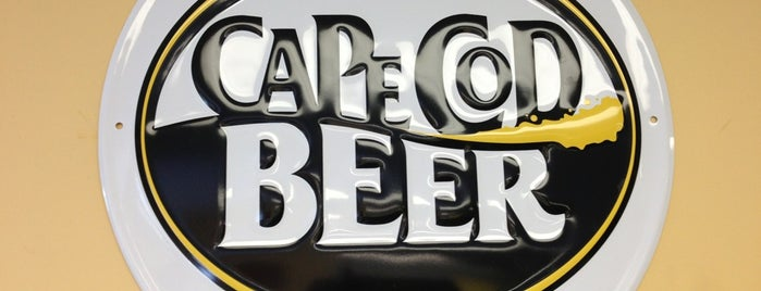 Cape Cod Beer is one of Breweries USA.