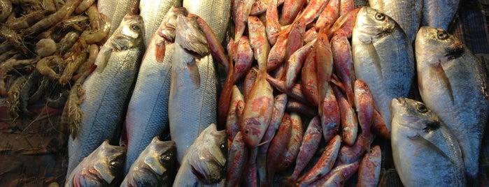 Balıkçılar Çarşısı is one of SEVEN ART ACADEMY.