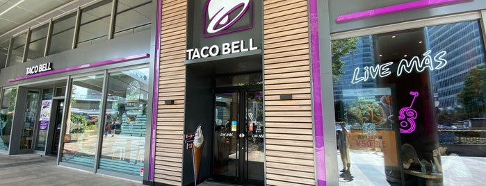 Taco Bell is one of Shanghai.