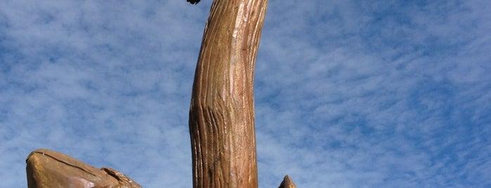 Katrina Sculpture Garden is one of Biloxi.