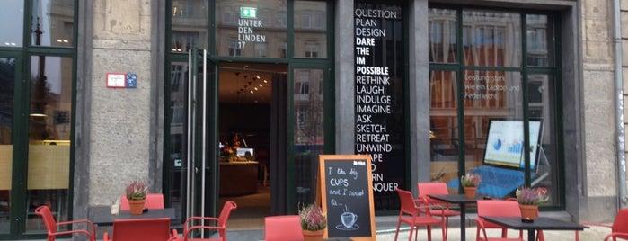 The Digital Eatery is one of Berlin Best: Cafes, breakfast, brunch.