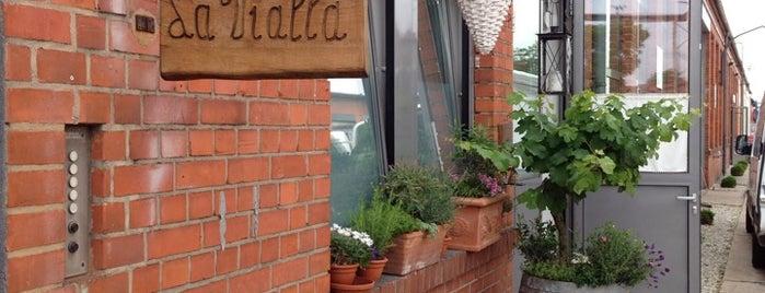 Fattoria La Vialla is one of usual locations.