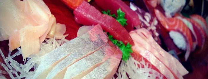 Hukuya Sushi Bar is one of Sushi.