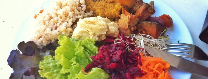 Natural da Ordem is one of CWB - No Meat Mondays.