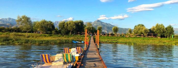 Lake Shkodra Resort is one of Oyropa.