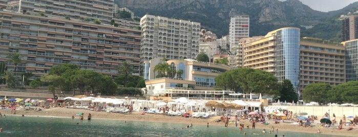 La Spiaggia Beach is one of Locais salvos de Julia.