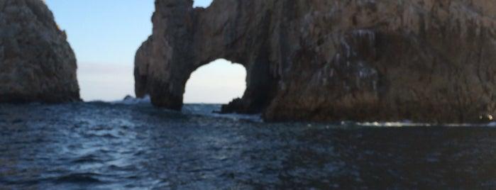 El Arco de Cabo San Lucas is one of Lugares favoritos de Brend.