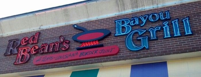 Red Beans Bayou Grill is one of Wichita.