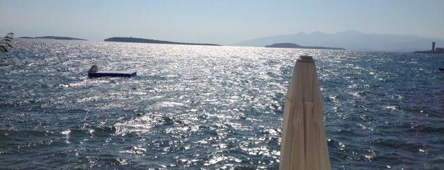 Gespeicherte Orte von Sinan A.