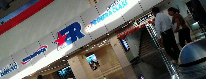 Terminal de Autobuses de Pasajeros de Oriente (TAPO) is one of Mexico City.