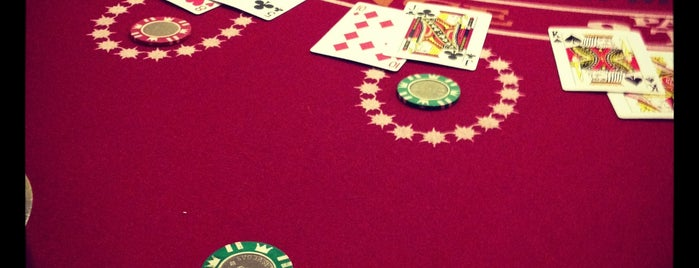 Casino Night is one of Locais salvos de Joan.
