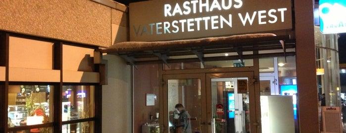 Raststätte Vaterstetten West is one of Lieux qui ont plu à Mujdat.