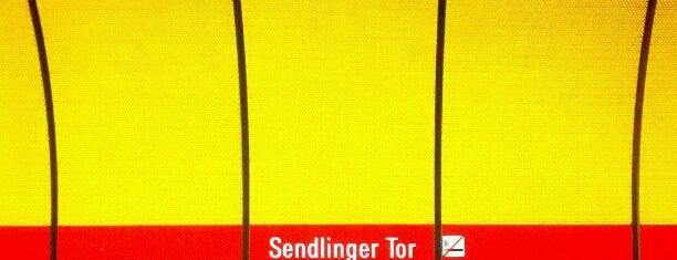 U Sendlinger Tor is one of Global Workallholics Unified.