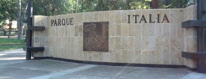 Parque Italia is one of สถานที่ที่ Cristina ถูกใจ.