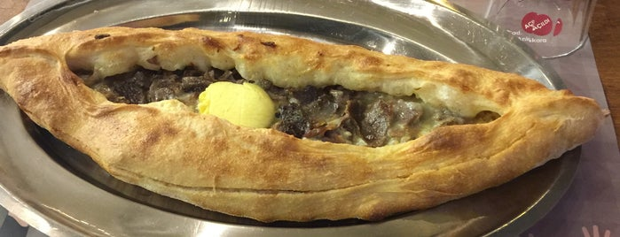 Zigana Pide is one of Gourmet!.
