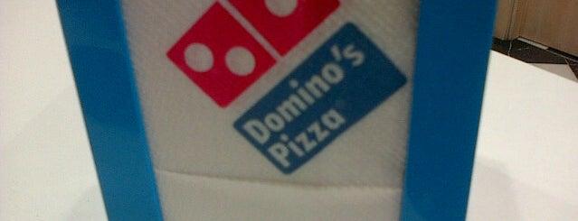 Domino's Pizza is one of Barcelona voltants.