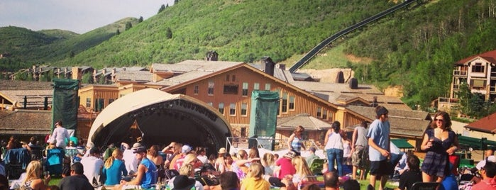 Snow Park Outdoor Amphitheater is one of Colette : понравившиеся места.