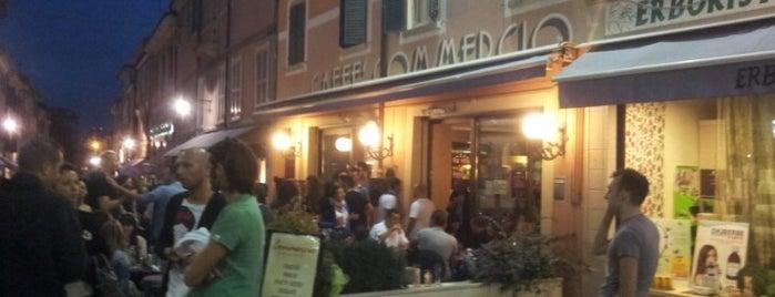 Caffé Commercio is one of Riviera Adriatica 3rd part.