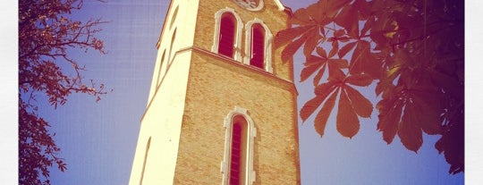 Templomkert, Kisboldogasszony bazilika is one of Lieux qui ont plu à Rita.