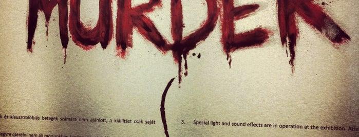 Murder Kiállítás is one of Tiborさんのお気に入りスポット.