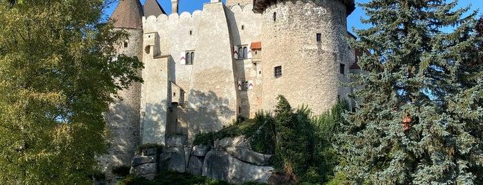 Burg Heidenreichstein is one of When we get a car.