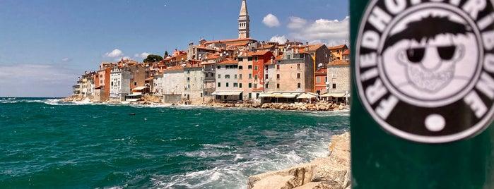 Venezia Line Rovinj Port is one of Istria, Croatia.