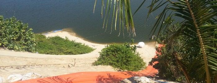 Insano Natural - Ski Bunda (Lagoa do Catu) is one of Flávia 님이 좋아한 장소.